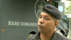 Sequestrador se rende aos argumentos da polícia no Rio de Janeiro