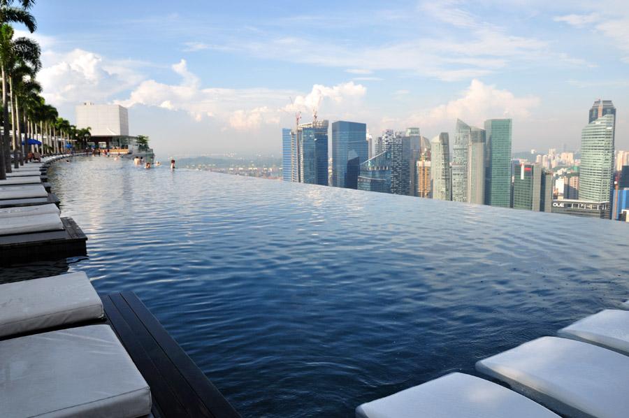 C marina bay sands for Piscina singapore