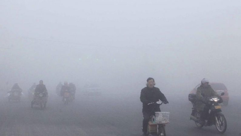 Poluição do meio ambiente na China é alarmante, segundo estudos