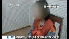 Jornalista faz confissão forçada em televisão estatal chinesa