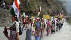 Observando a tensão na fronteira indochinesa
