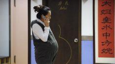 Fuligem e nevoeiro de poluição ameaçam os bebês na China