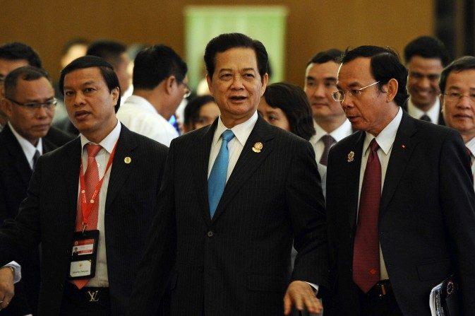 Primeiro-Ministro do Vietnã condena plataforma de petróleo da China