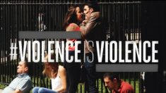 Violência é violência. Independente do gênero?