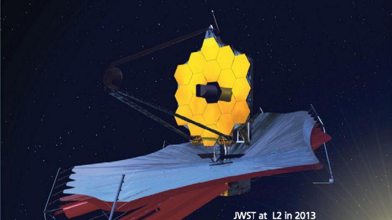Telescópio espacial JWST, na busca de vida em outros planetas