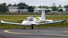 Apresentado protótipo de avião elétrico com fins comerciais na França