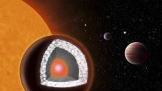 Descoberto planeta de diamante na constelação de Câncer