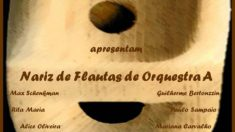 USP apresenta 'Nariz de Flautas de Orquestra A'