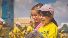 Israelenses celebram 'Dia Mundial do Falun Dafa' em Jerusalém