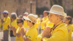 Portador de deficiência física é condenado a sete anos por praticar Falun Gong