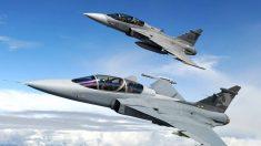 Suíços votam contra a aquisição de 22 caças Gripen em referendo