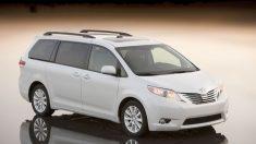 Toyota chama para revisão 520 mil veículos na América do Norte