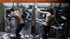 Banco Itaú 'camufla' agências para evitar Black Blocs
