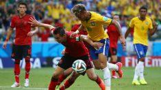 Marcado, Brasil empata em 0 a 0 com México no Castelão
