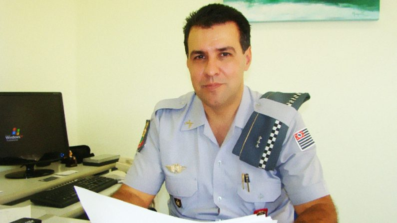 Capitão Augusto Rosa é candidato a deputado federal pelo PR
