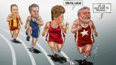 Convenção Nacional do PT e o movimento 'Volta, Lula'