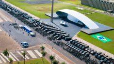 Forças Armadas começam operação para Copa do Mundo 2014