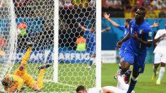 Em Manaus, Itália vence Inglaterra por 2 a 1 com gol de Balotelli