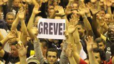 Greve dos metroviários e da CET deixa São Paulo no caos