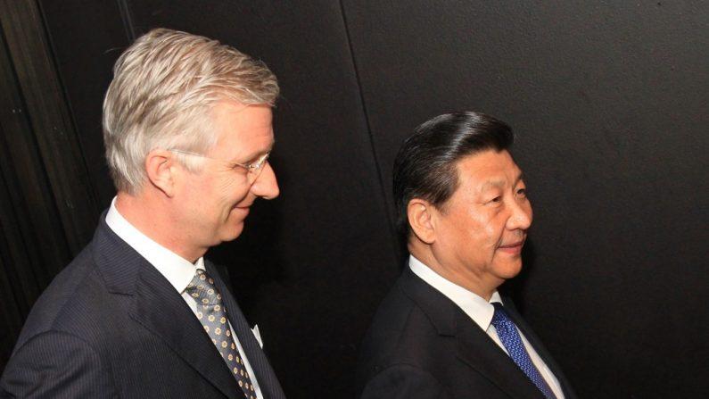 A cortina de bambu entre a China e o Ocidente