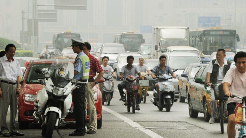 Por que a China tem maior taxa de mortes no trânsito do mundo