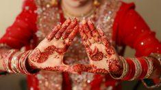Tatuagem de henna expressa antiga arte corporal