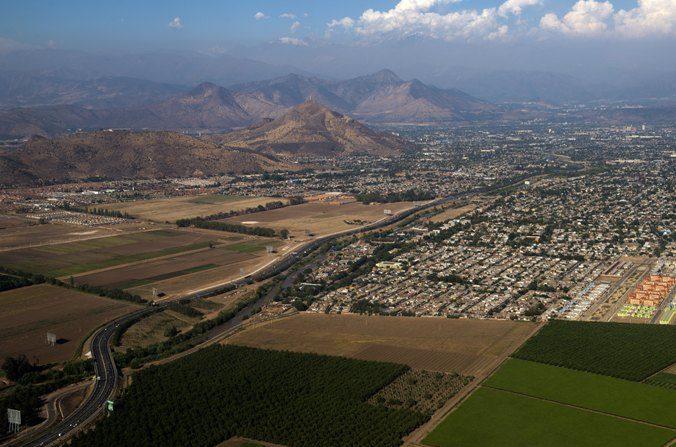 Cidade inca descoberta embaixo de Santiago do Chile