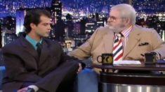 Político gago dá entrevista hilária no Programa do Jô
