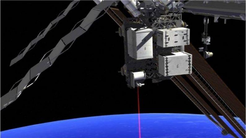 NASA transmite dados do espaço por meio de laser