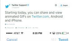 Twitter agora permite compartilhar gifs animados