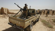 Forças militares iraquianas avançam contra extremistas em Tikrit