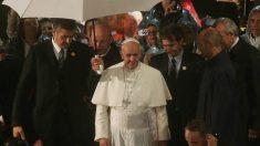 Papa Francisco declara ser contra a legalização das drogas