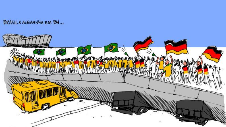 O Brasil perdeu. Perdeu?