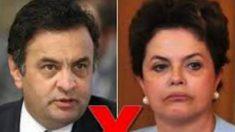 Pesquisa Datafolha aponta Dilma e Aécio empatados no segundo turno