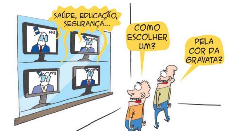 Para cada Brasil, um discurso diferente