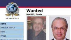Ministro da Justiça intercede por Maluf junto à Interpol