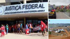 MST promove invasões e manifestações em três Estados