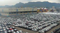 Indústria automobilística tem pior semestre em vendas desde 2010