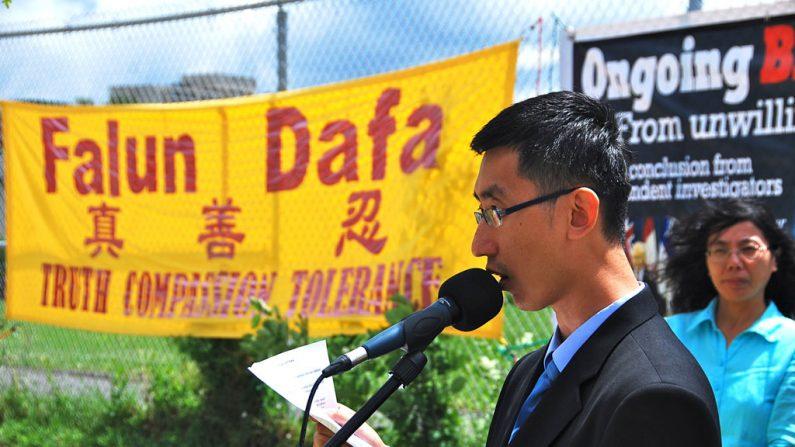 Perseguição brutal completa 15 anos na China