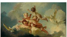 Leilão de quadros revela pinturas nunca vistas pelo público