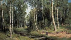 Realismo fascinante na pintura clássica russa