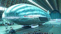 O revolucionário dirigível Aeroscraft torna-se realidade