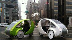ELF, o carro-bicicleta ecológico