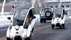 i-Road, o incrível triciclo da Toyota