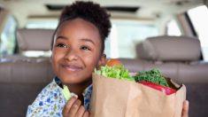 Crianças podem adquirir o gosto por vegetais, afirma estudo