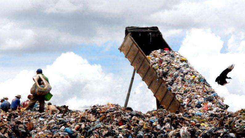 Brasil é o quinto maior produtor de lixo do mundo