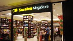 Amazon negocia comprar rede de livrarias Saraiva
