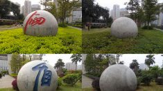 Anticorrupção também significa apagar inscrições oficiais na China