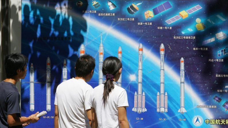 EUA, China e Rússia se preparam para guerra espacial