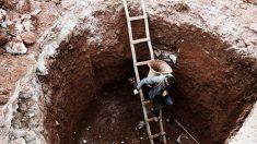 China sofre seca e falta d'água severas